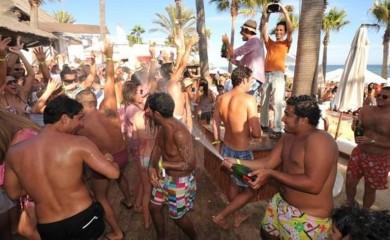 Party Heat, Cuando la fiesta se descontrola