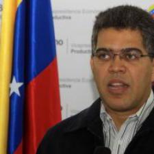 Elias Jaua, vicepresidente de la República Bolivariana de Venezuela