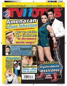 Tvnotas usa recibe galard n como mejor revista de espect culo for Revistas de espectaculos
