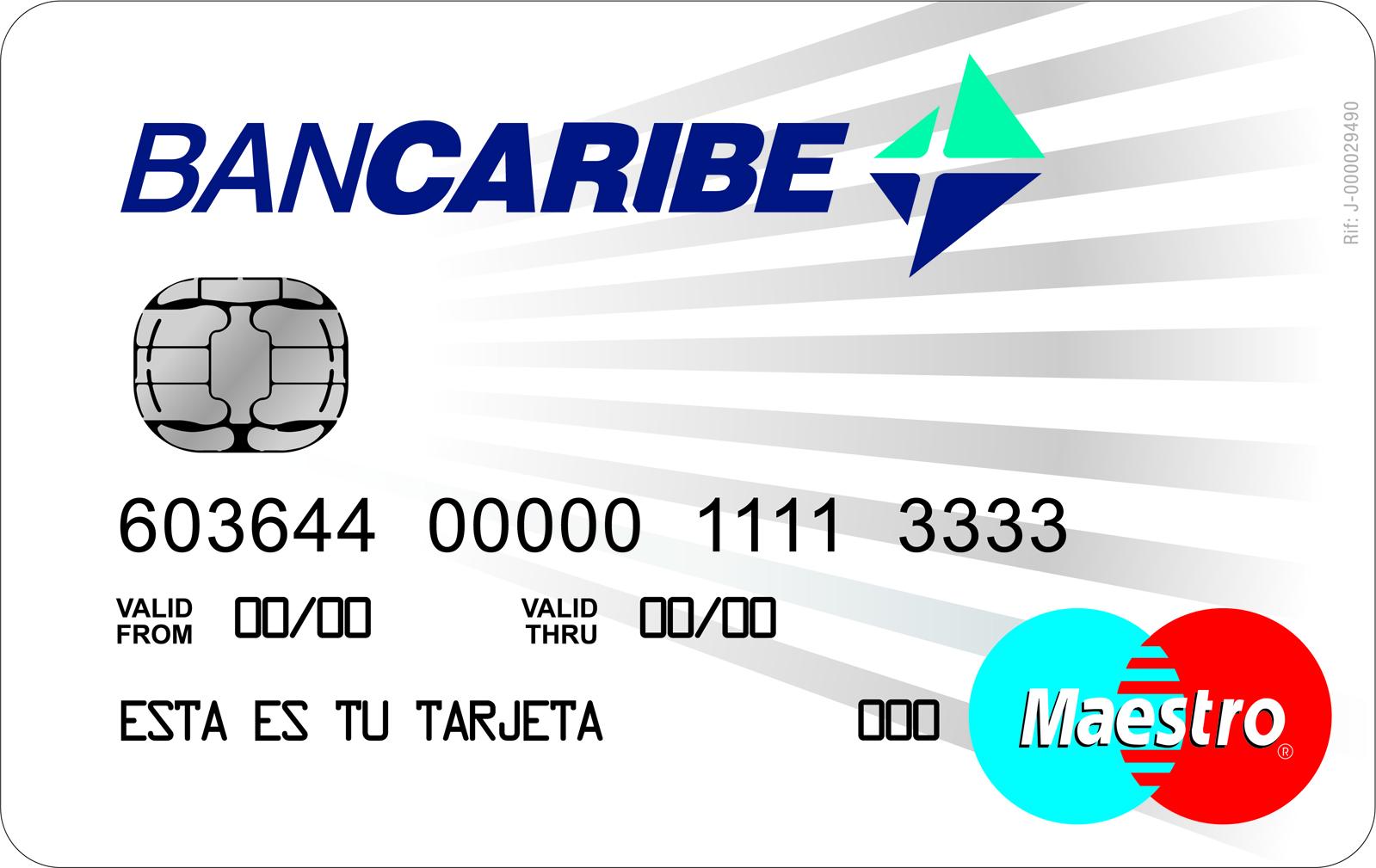 Bancaribe realizar operativo de entrega de tarjetas de d bito con chip Habilitar visa debito para el exterior