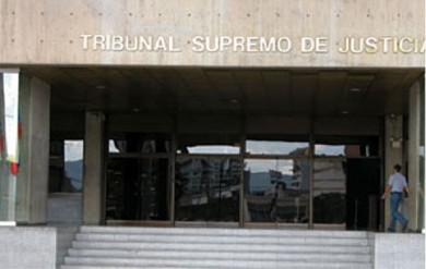 Sede principal del Tribunal Supremo de Justicia