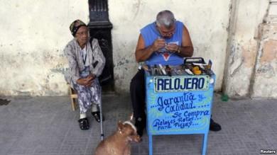 """Un """"cuentapropista"""" en Cuba"""