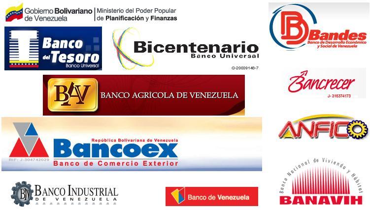 Resultado de imagen para venezuela bancos del estado
