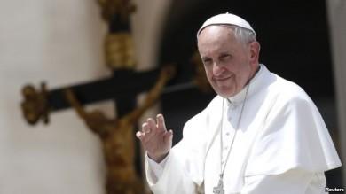 El Papa Francisco dijo que la actual crisis del mundo no es sólo económica y financiera sino también ética y antropológica.
