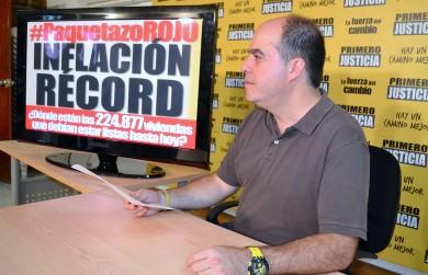 Julio Borges-inflacion-record