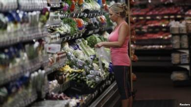 Los precios de las frutas, hortalizas, y las carnes vacuna, de pollo y el pescado se incrementaron en julio.