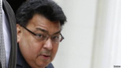 Calixto Ortega, encargado de negocios de Venezuela en EEUU.