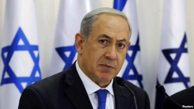 Benjamin Netanyahu, primer ministro israelí.