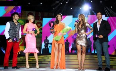 Final CHICA HTV 2013- Premiación