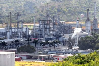 Refinería-Puerto-La-Cruz-produccion