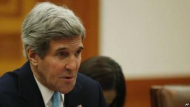 Kerry dijo unirse a los pedidos de la Alta Comisionada de la ONU para los Derechos Humanos y el Secretario General de la OEA.