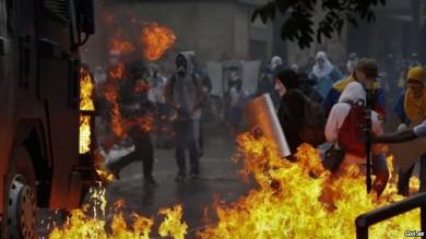venezuela-protestas-semana santa