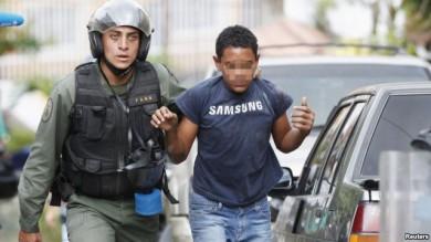venezuela-represor-menores-ddhh