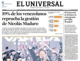 el universal-crisis-papel