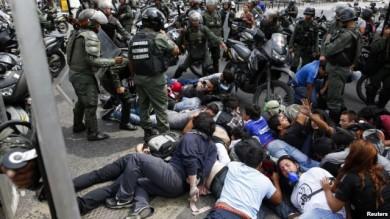 foro penal-represion-detenciones