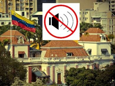 No hay-Palacio-de-Miraflores