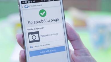 Foto nueva App de MercadoPago