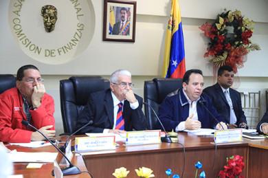 comision, fiannzas, presupuesto 2015