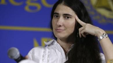 yoani sanchez-cuba-venezuela