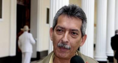 diputado Oswaldo Vera