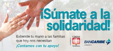 caritas-bancaribe-Solidaridad