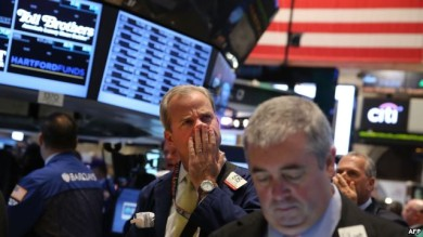 wall street-volatilidad