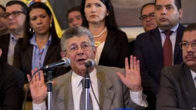 ramos allup-oea-crisis-venezuela