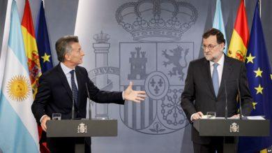 Spain Argentina