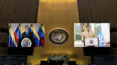 Guaido vs Maduro-ONU