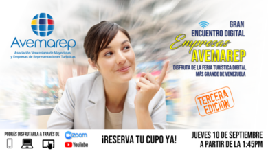 Encuentro empresas turismo venezuela