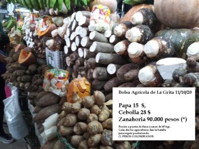 Bolsa Agricola La Grita